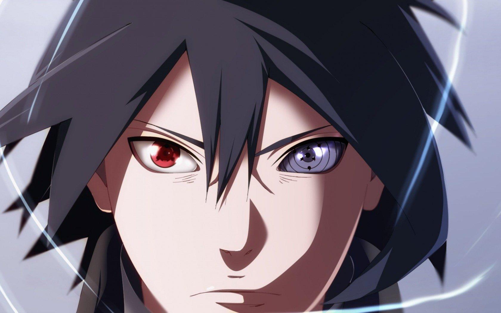 Sasuke Uchiha New Kekkei Genkai