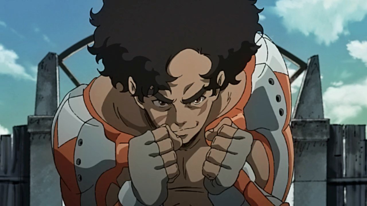 Top 10 Megalo Box Wallpapers Andor Background Images