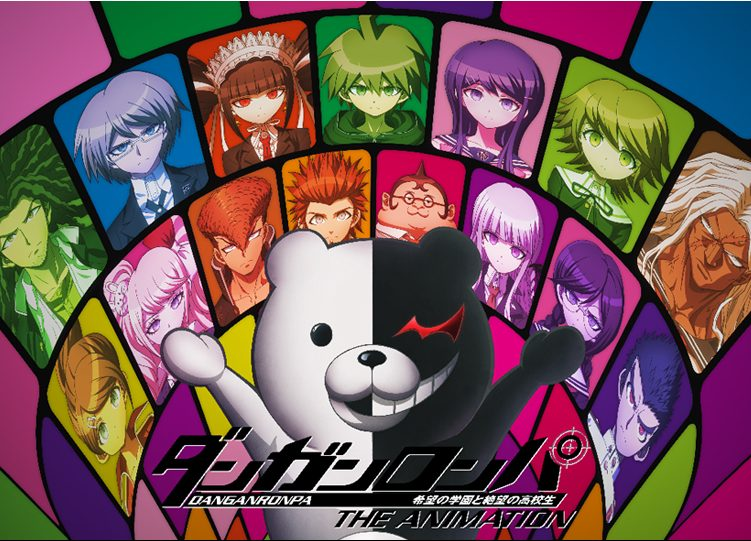 mind game anime - danganronpa