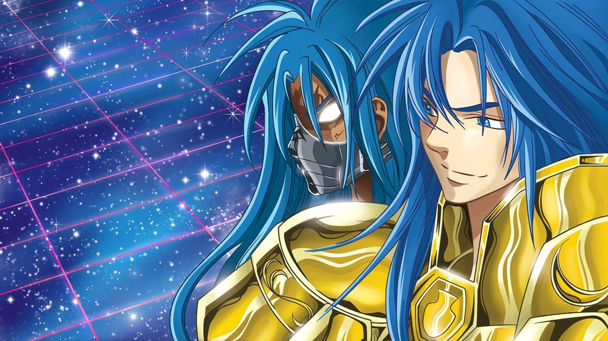 Saint Seiya - The Lost Canvas