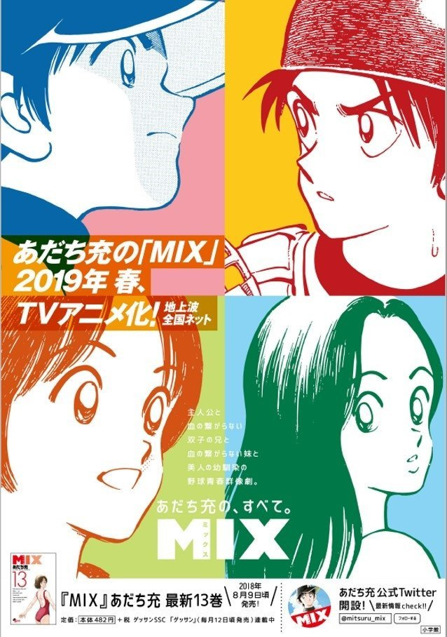 MIX Anime