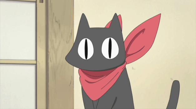 Best anime cats