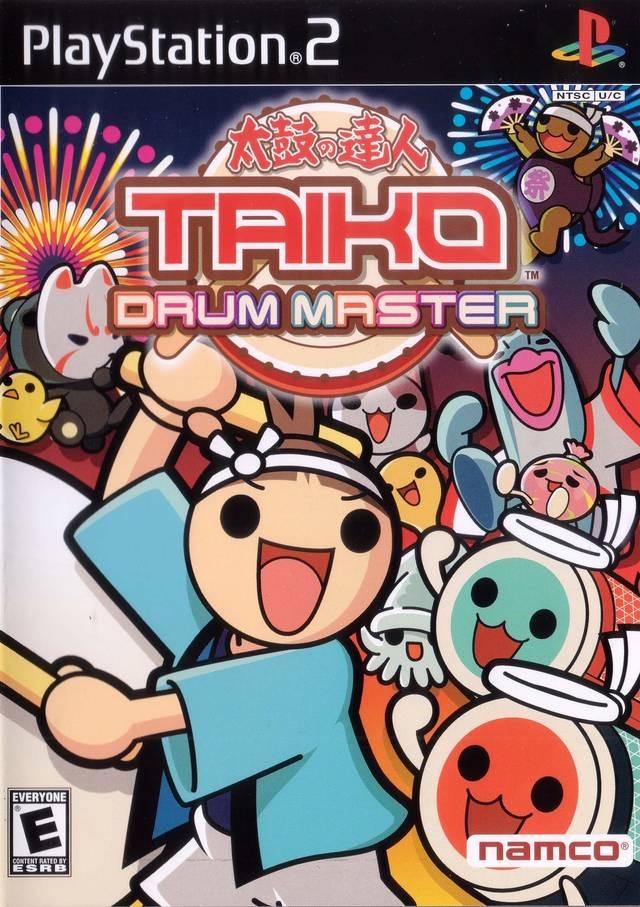 Taiko no Tatsujin.