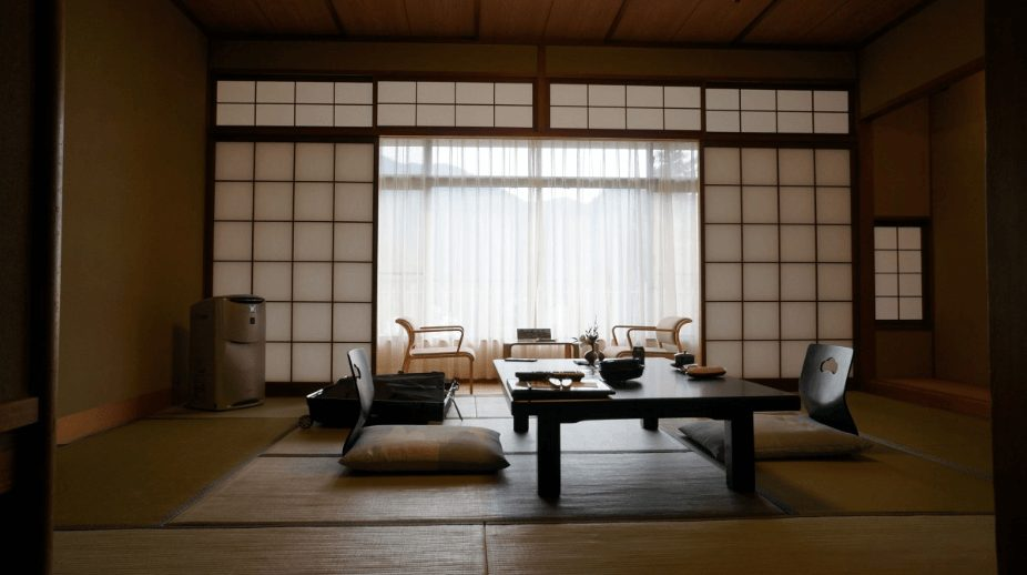 Japanese apartment