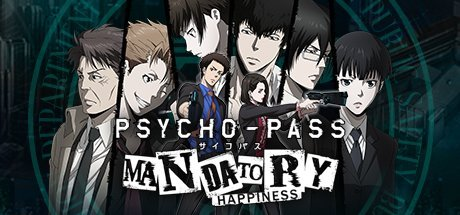 mind game anime - psycho pass