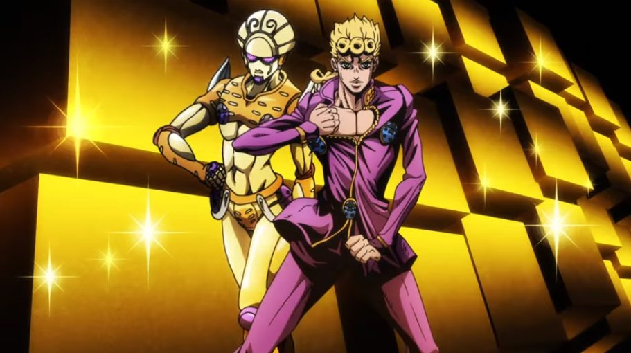 JoJo's Bizarre Adventure Part 5: Golden Wind