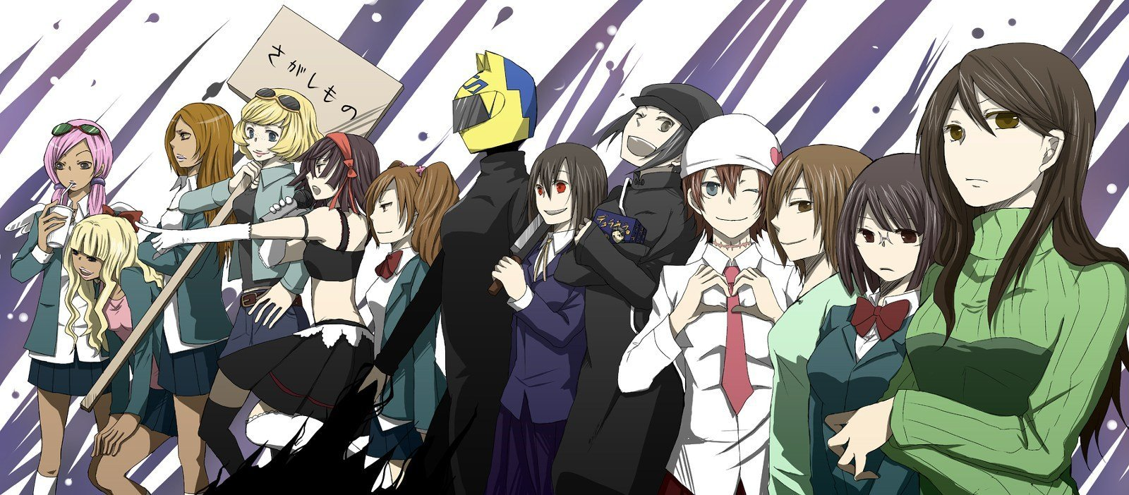 What is the Proper Durarara Watching Order? - Anime FAQ