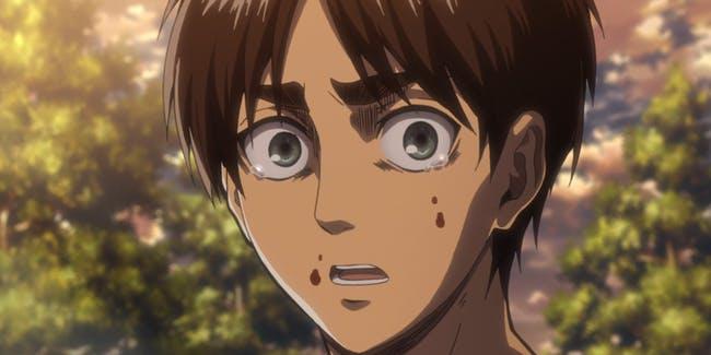 Eren's Titan Powers