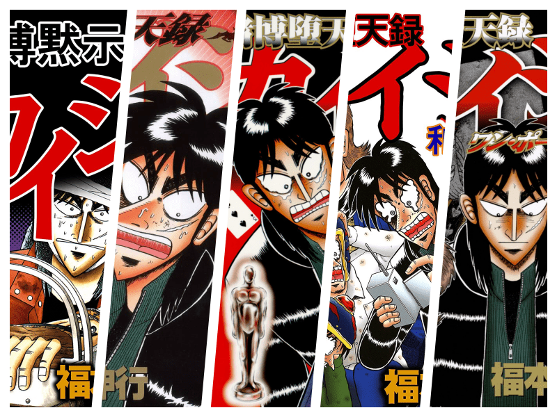 Check out Kaiji Manga Reading Order From Where The Anime Ends