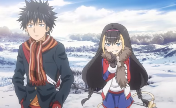 A Certain Magical Index season 3 new PV has been released and it is teasing the opening theme by Maon Kurosaki, for more information read the blog.