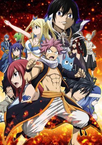 Fairy Tail - anime similar to My Hero Academia