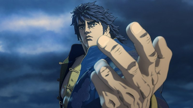 Fist of the Blue Sky Regenesis Season 2 opening song