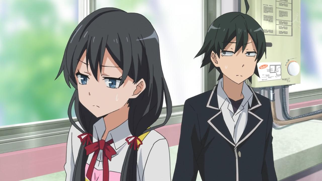 OreGairu series final volume