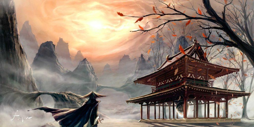 Temple manga