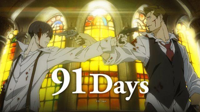 91 Days - Adult anime series
