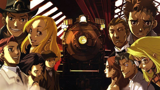 Baccano - Adult anime series