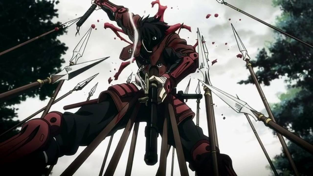 Drifters - Adult anime series