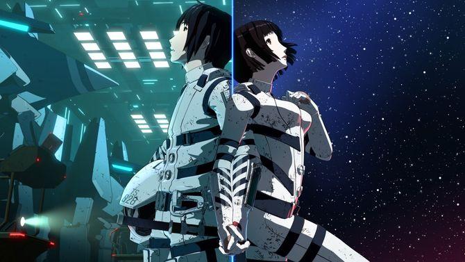 Sidonia no Kishi - Adult anime series