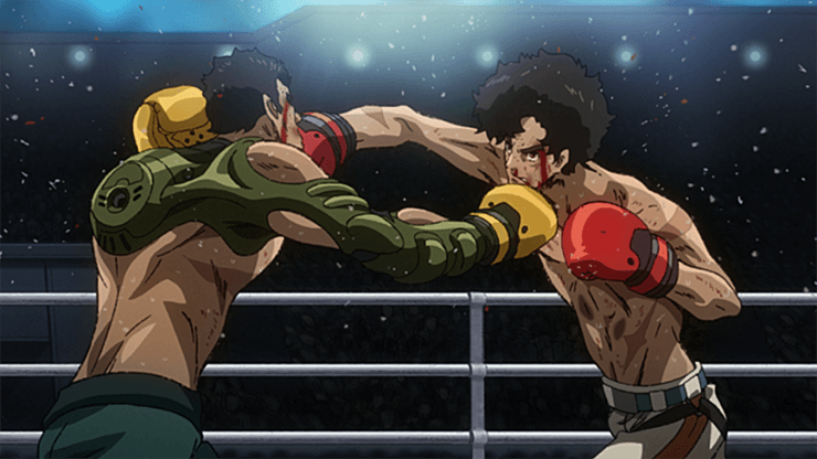 Megalo Box - Adult anime series