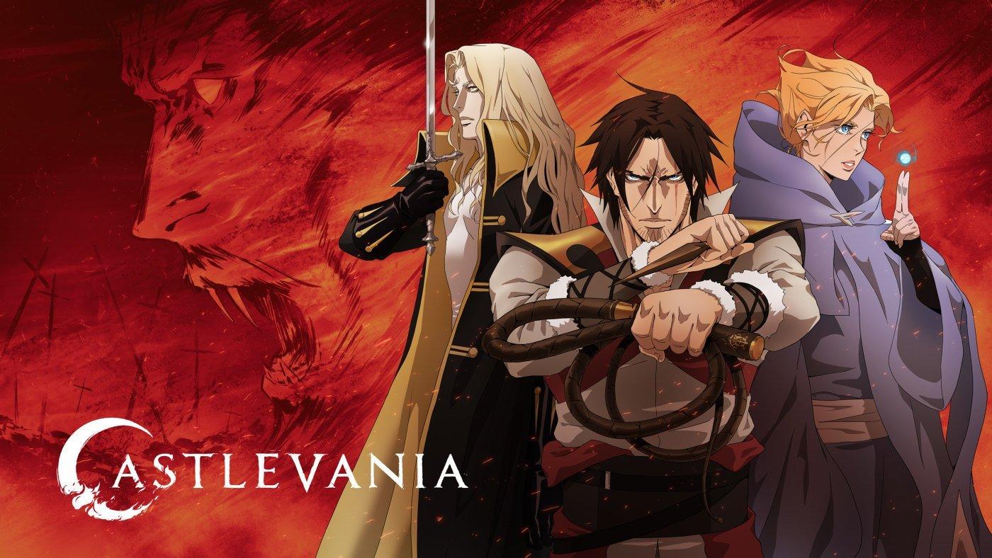 Castlevania - Adult anime series