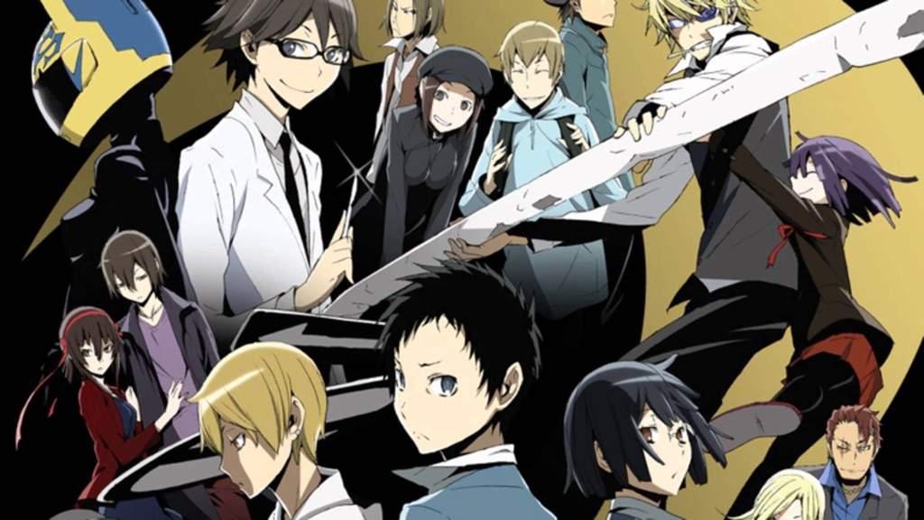 Durrarra - Adult anime series