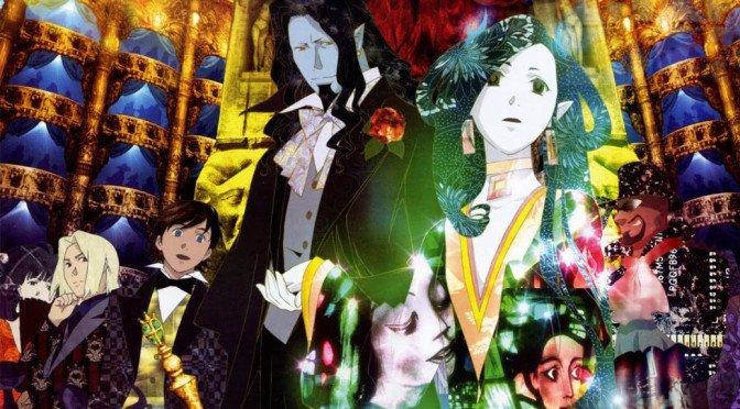 Gankutsuou - Adult anime series