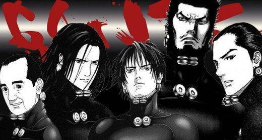 Gantz - Adult anime series