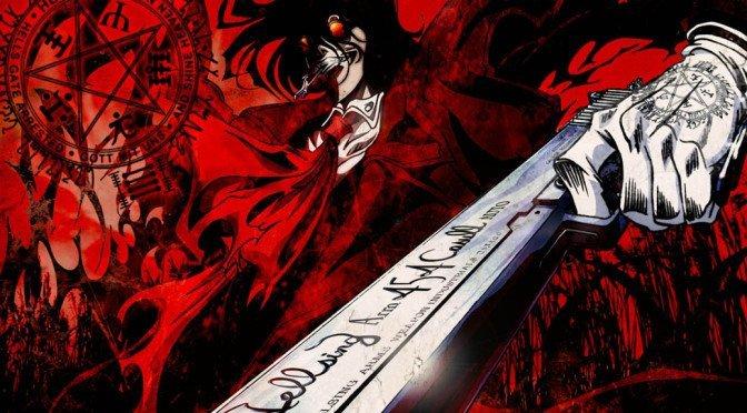 Hellsing Ultimate - - Adult anime series
