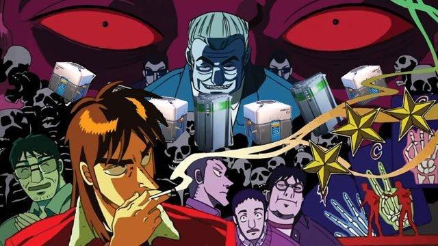 Kaiji - Adult anime series