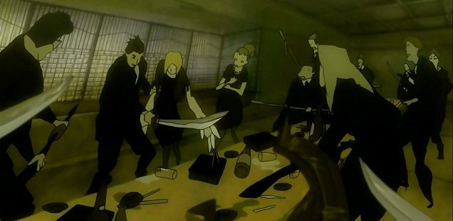 Kemonozume - Adult anime series
