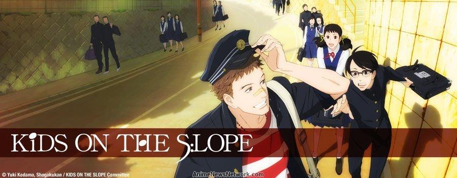 Kids on the Slope - Adult anime series