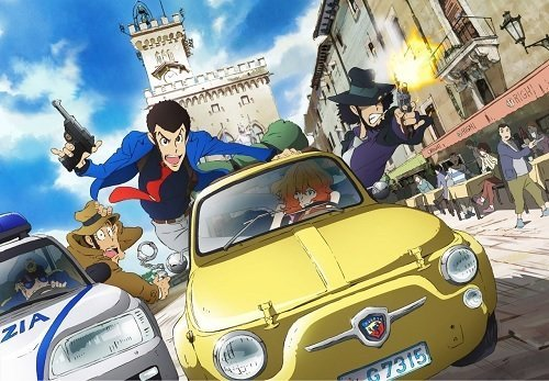Lupin III - Adult anime series