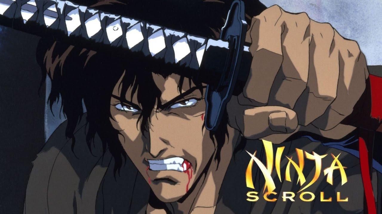 Ninja Scroll - Adult anime series