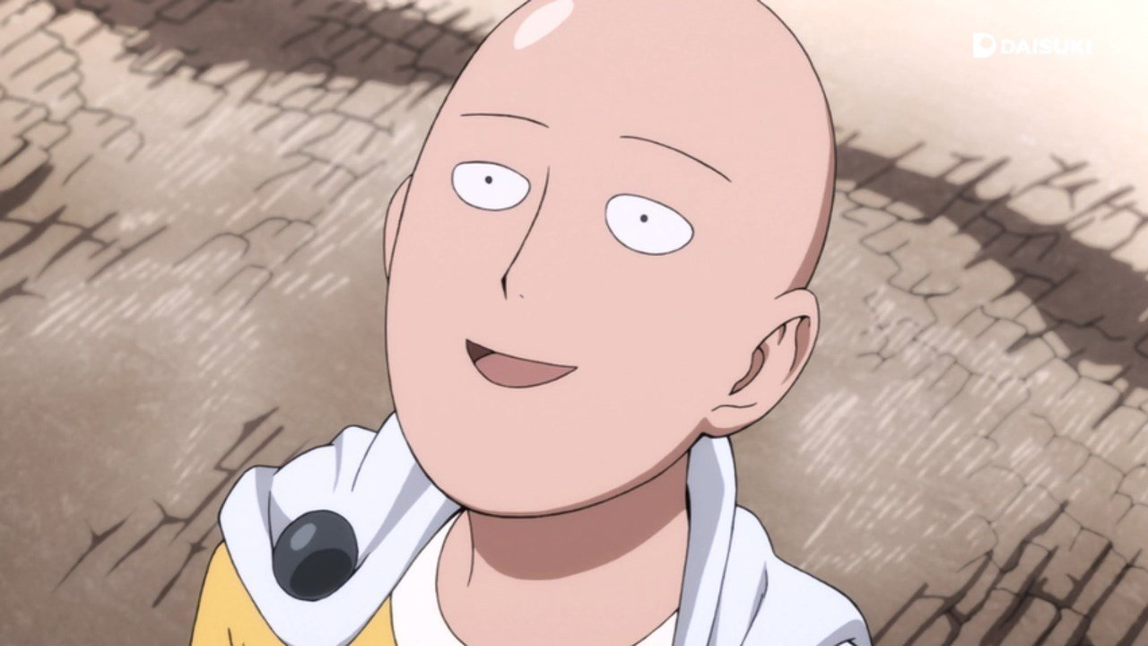 One Punch Man - Adult anime series