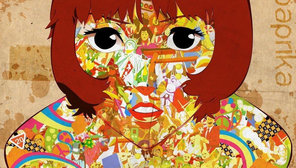 Paprika - Adult anime series