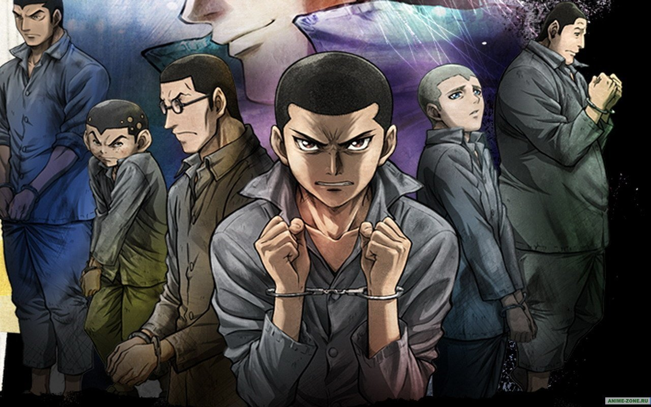 Rainbow: Nisha Rokubou no Shichinin - Adult anime series