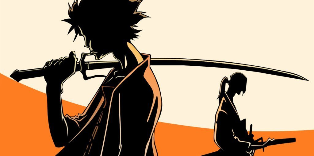 Samurai Champloo - Adult anime series