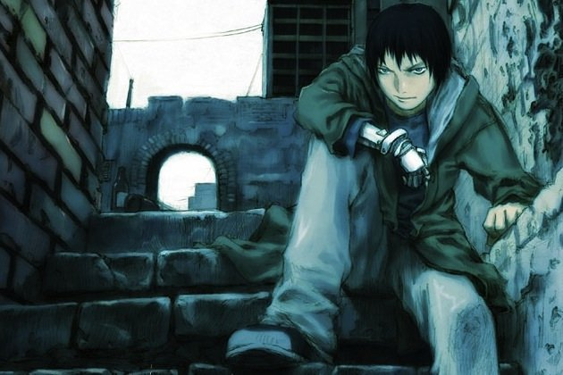 Texhnolyze - Adult anime series
