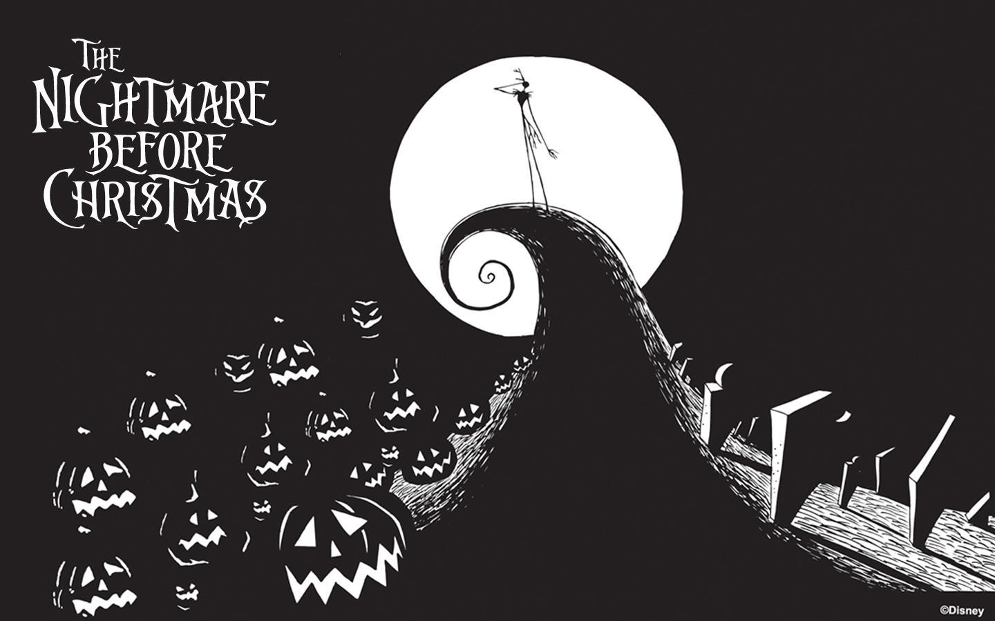 The Nightmare Before Christmas Wallpapers 30088 9444926 Thebiem