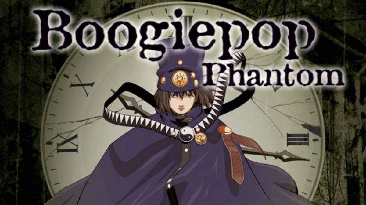 horror anime - boogiepop phantom