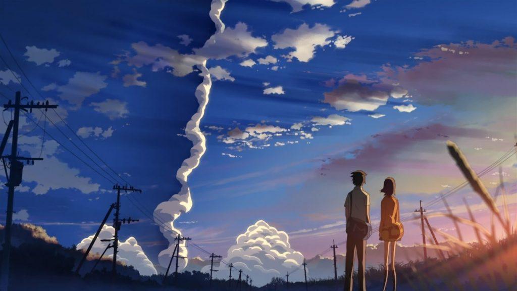 sad anime - 5 centimeters per second