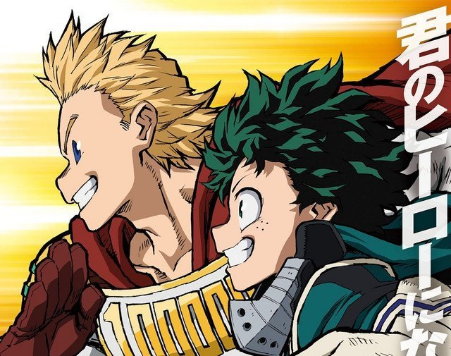 My Hero Academia 4th Season