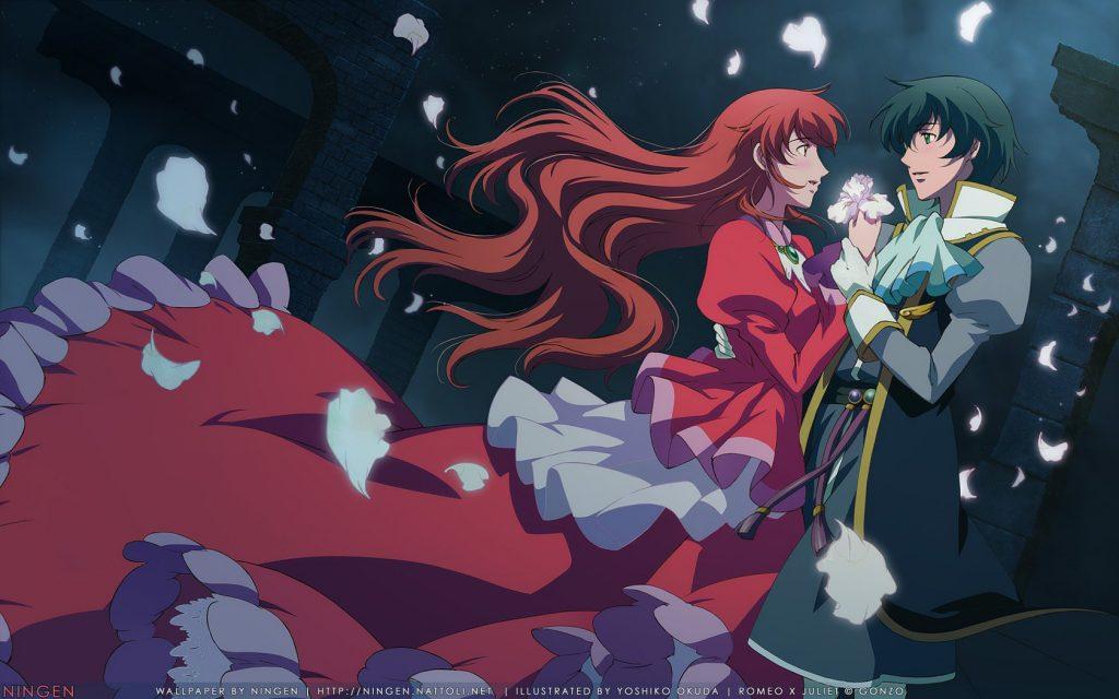 sad anime - romeo x juliet