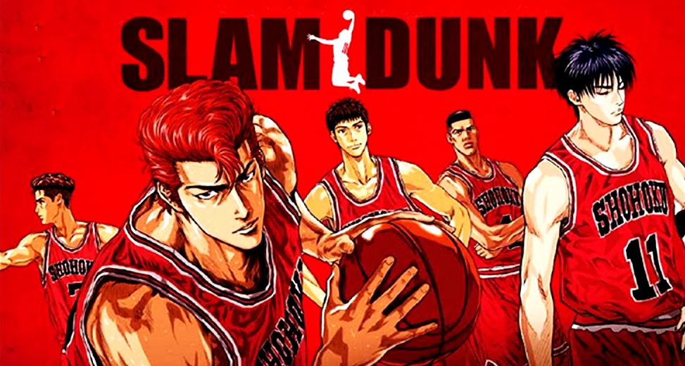 slam dunk - top 10 best sports anime