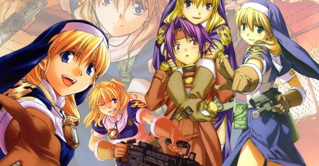 sad anime - chrno crusade