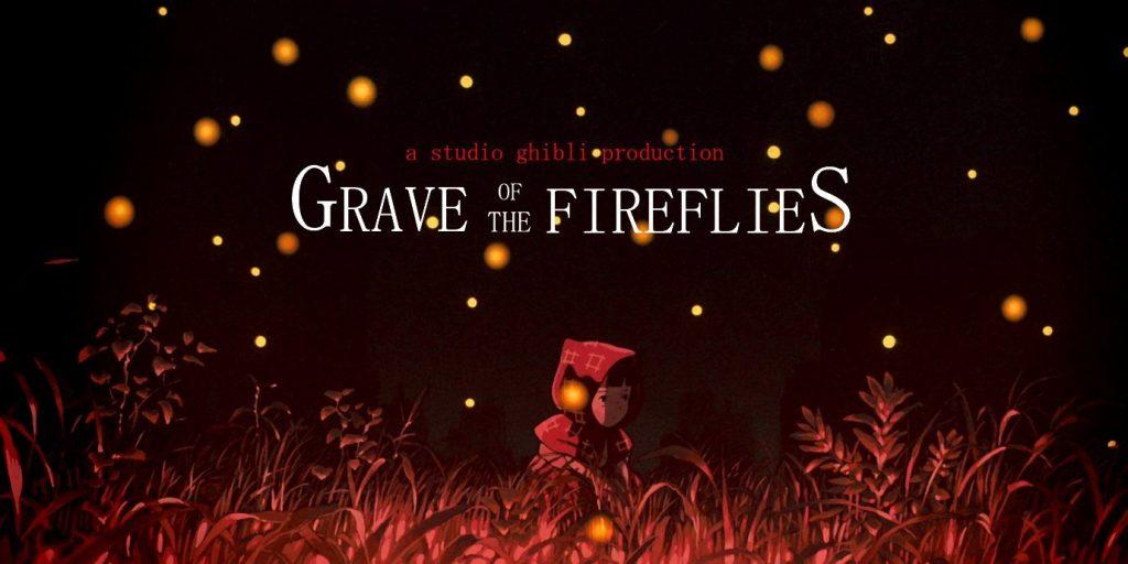 sad anime - grave of the fireflies