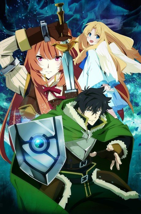 The Rising of the Shield Hero Winter 2019 anime