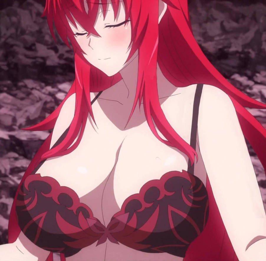 big anime boobs
