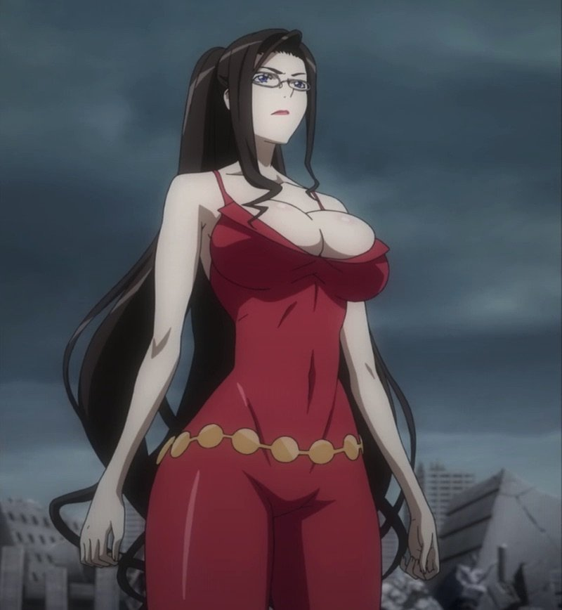 anime big boobs