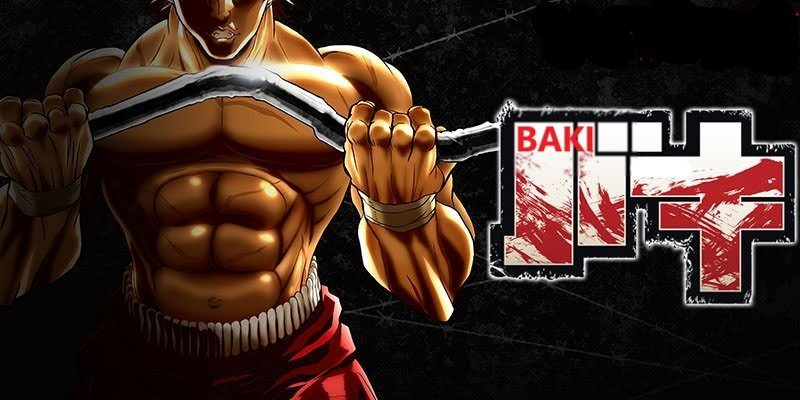 baki - best anime on netflix